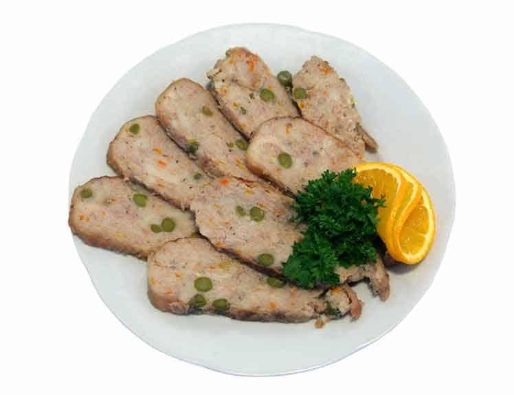 Provençaals gehaktbrood